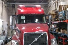 camions poids lourds